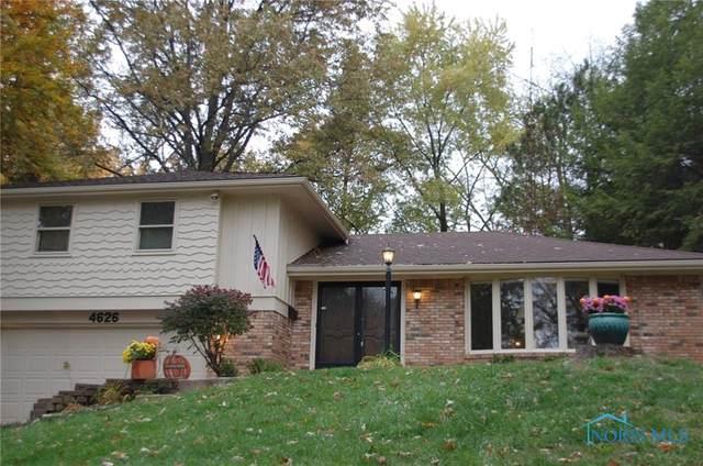 4626 Garden Ridge, Toledo, OH 43614 (MLS #6061121) :: RE/MAX Masters