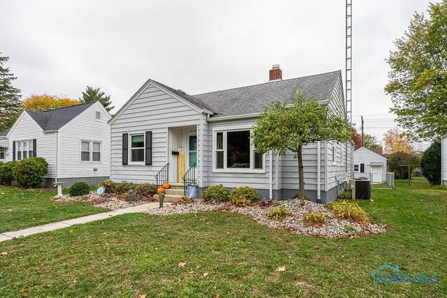 516 S Gibson, Gibsonburg, OH 43431 (MLS #6061256) :: The Kinder Team
