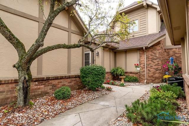 1566 Saddlebrook D, Toledo, OH 43615 (MLS #6061435) :: Key Realty