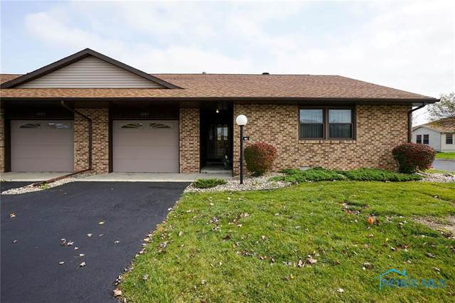 1801 Manor Hill U-7, Findlay, OH 45840 (MLS #6061627) :: H2H Realty