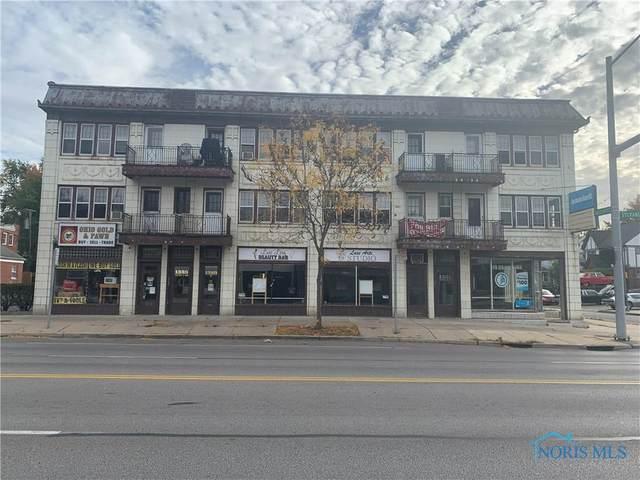 1393 W Sylvania, Toledo, OH 43612 (MLS #6061642) :: Key Realty