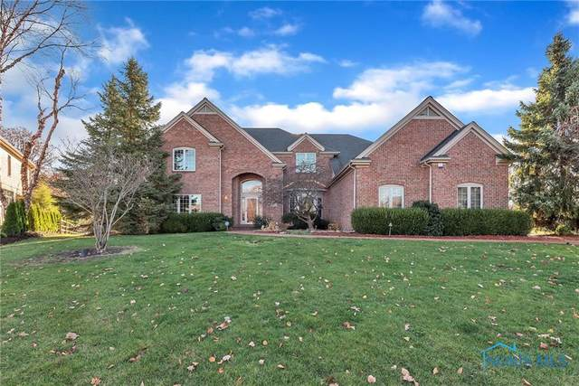 26254 Chapelgate, Perrysburg, OH 43551 (MLS #6061779) :: The Kinder Team