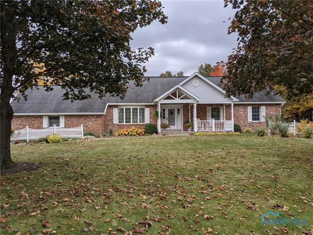 18120 County Road K, West Unity, OH 43570 (MLS #6061810) :: Key Realty