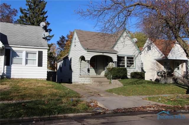 1736 Mansfield, Toledo, OH 43613 (MLS #6062077) :: CCR, Realtors