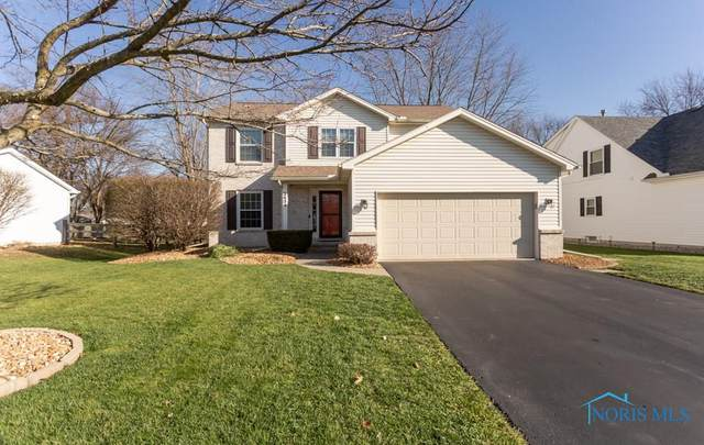 3434 Indian Oaks, Toledo, OH 43617 (MLS #6062092) :: RE/MAX Masters