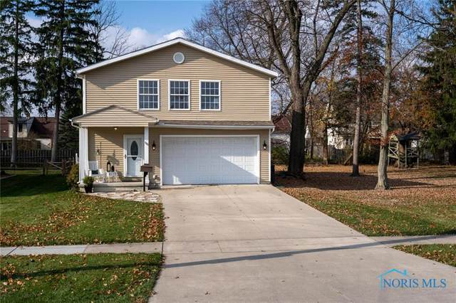 1121 Elco, Maumee, OH 43537 (MLS #6063320) :: The Kinder Team