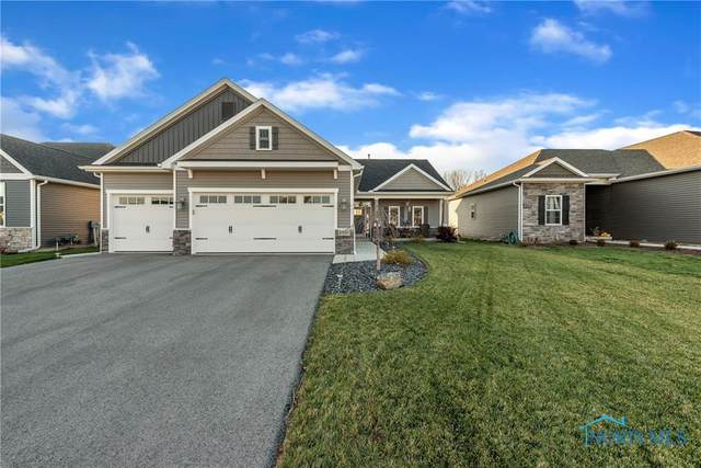 6950 Big Buck Trail, Whitehouse, OH 43571 (MLS #6063399) :: The Kinder Team
