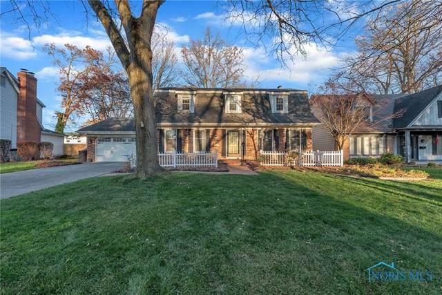 1737 Woodhurst, Toledo, OH 43614 (MLS #6063441) :: Key Realty