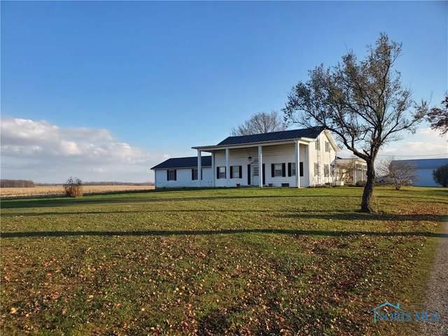 12740 E County Road 56, Attica, OH 44807 (MLS #6063607) :: Key Realty