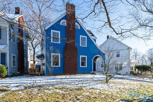 1614 Potomac, Toledo, OH 43607 (MLS #6063746) :: Key Realty