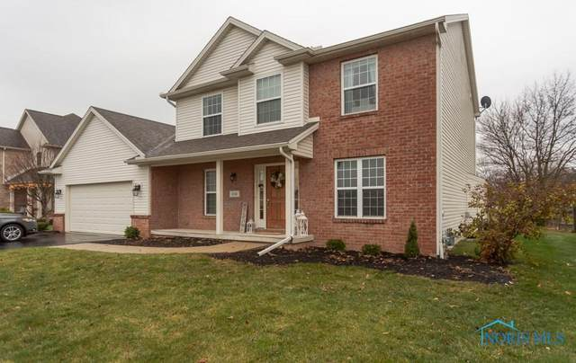 6116 Brookhaven, Perrysburg, OH 43551 (MLS #6064043) :: Key Realty