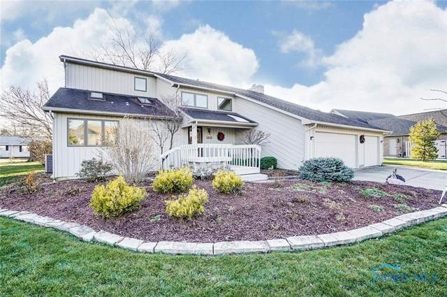 1615 Oakwood, Bowling Green, OH 43402 (MLS #6064195) :: The Kinder Team