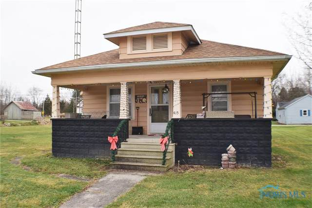 415 High, Woodville, OH 43469 (MLS #6064277) :: Key Realty