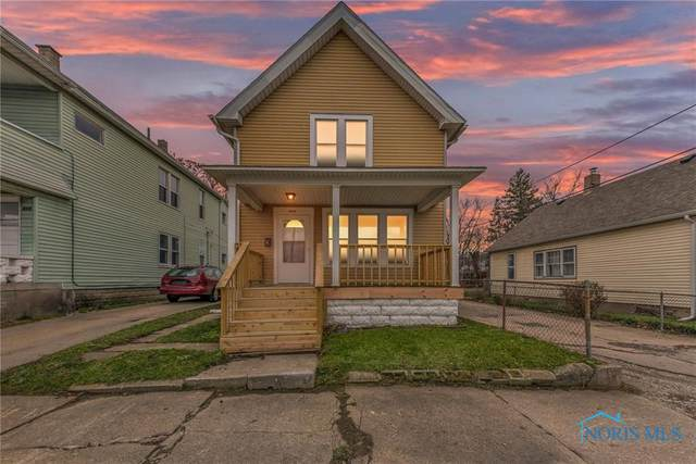 1416 Nevada, Toledo, OH 43605 (MLS #6064307) :: RE/MAX Masters