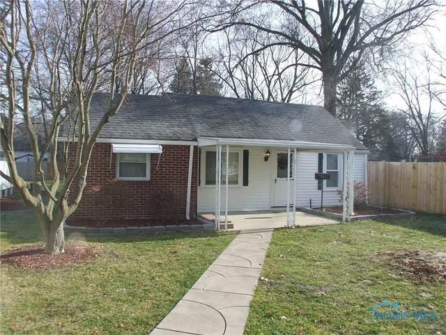 1672 Copley, Toledo, OH 43615 (MLS #6064804) :: The Kinder Team