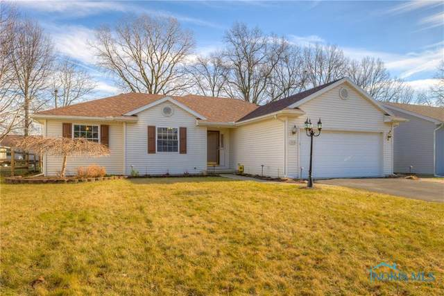 1030 Bedford Woods Drive, Toledo, OH 43615 (MLS #6065041) :: The Kinder Team