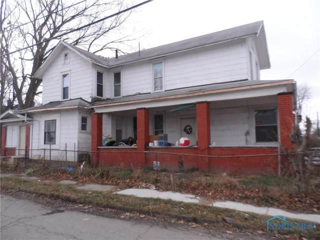 303 Jervis, Toledo, OH 43609 (MLS #6065187) :: The Kinder Team