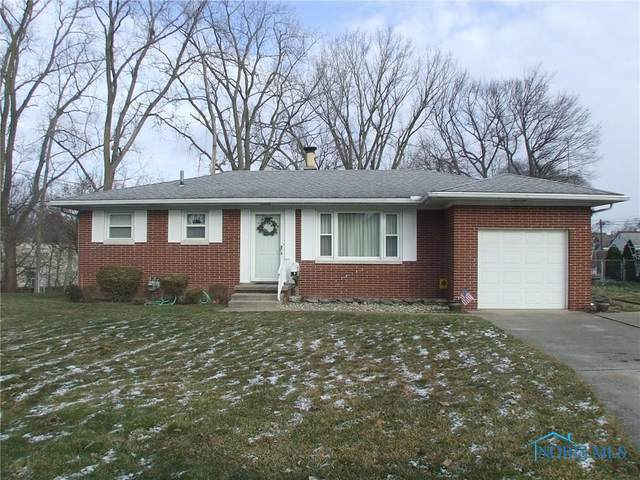 1818 Prouty, Toledo, OH 43609 (MLS #6065533) :: Key Realty