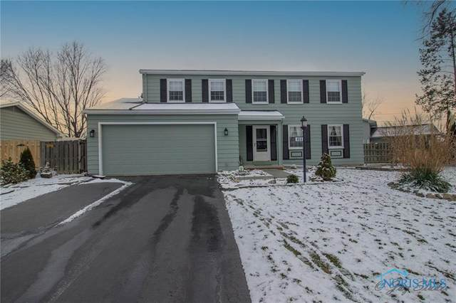 455 Edgewood, Perrysburg, OH 43551 (MLS #6065567) :: Key Realty