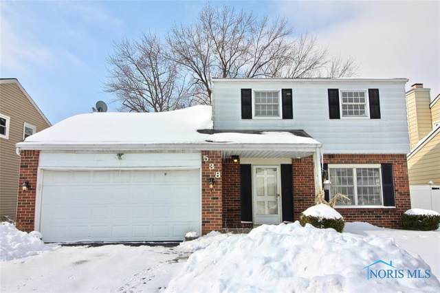 538 Grace, Rossford, OH 43460 (MLS #6066266) :: RE/MAX Masters