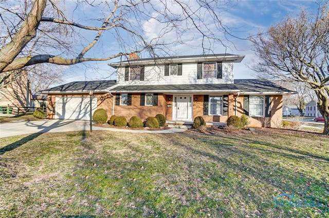 412 Eagle Point, Rossford, OH 43460 (MLS #6066537) :: CCR, Realtors