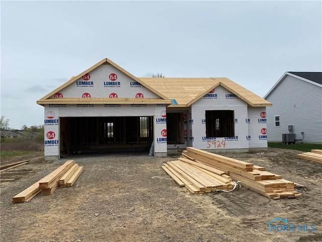5924 Haefner Road, Toledo, OH 43615 (MLS #6066762) :: iLink Real Estate