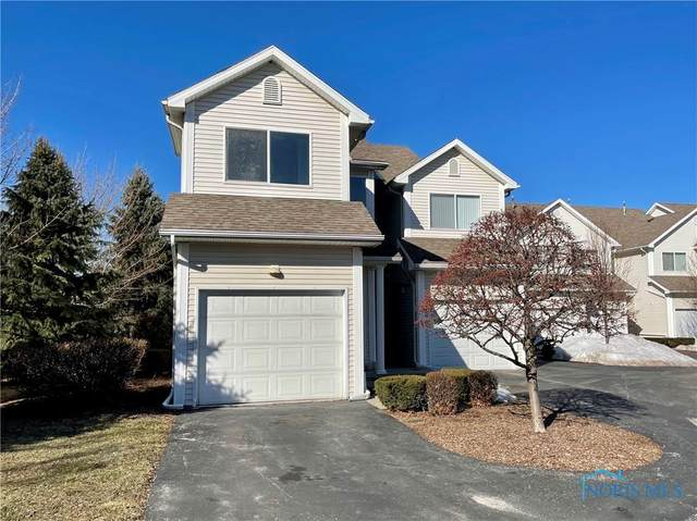 2653 W Village #2653, Toledo, OH 43614 (MLS #6067078) :: Key Realty