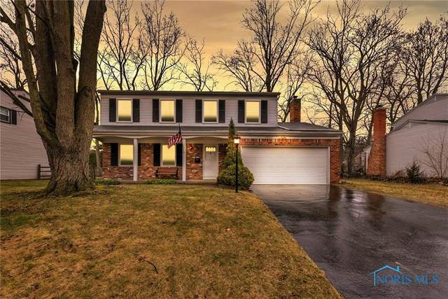 2403 Country Squire, Toledo, OH 43615 (MLS #6067624) :: Key Realty