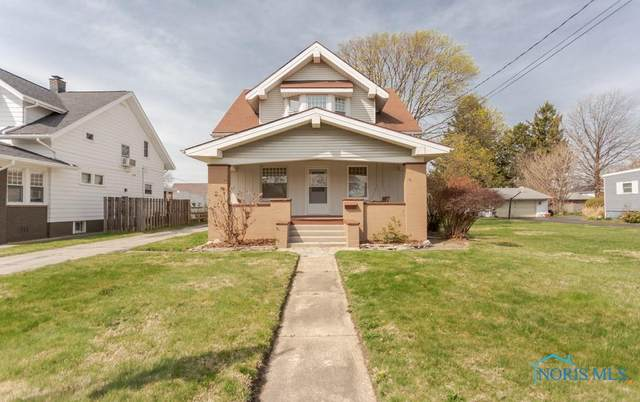 119 Hannum, Rossford, OH 43460 (MLS #6068412) :: RE/MAX Masters