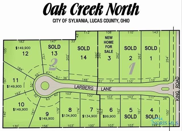7548 Larberg Lane, Sylvania, OH 43560 (MLS #6068829) :: CCR, Realtors