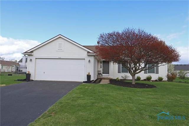 760 Little Creek, Perrysburg, OH 43551 (MLS #6068930) :: Key Realty