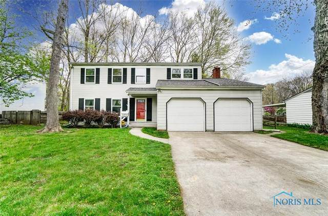 2459 Country Squire Lane, Toledo, OH 43615 (MLS #6069411) :: RE/MAX Masters