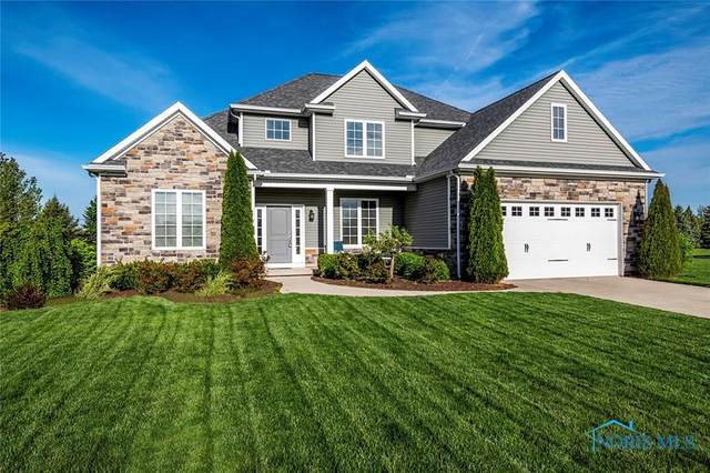 4802 Round House Circle, Monclova, OH 43542 (MLS #6069657) :: RE/MAX Masters