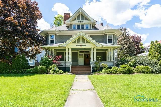 2455 Robinwood Avenue, Toledo, OH 43620 (MLS #6069852) :: CCR, Realtors