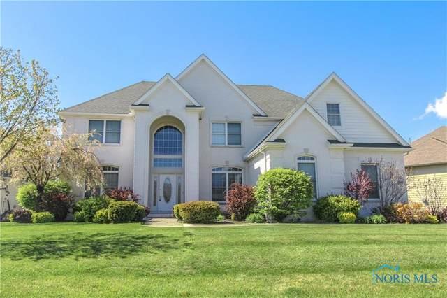 5667 Walnut Cove Road, Sylvania, OH 43560 (MLS #6069915) :: Key Realty