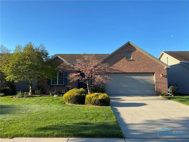 10151 S Shannon Hills Drive, Perrysburg, OH 43551 (MLS #6069970) :: RE/MAX Masters