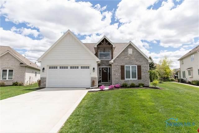 763 Ridge Lake Court, Perrysburg, OH 43551 (MLS #6070306) :: RE/MAX Masters