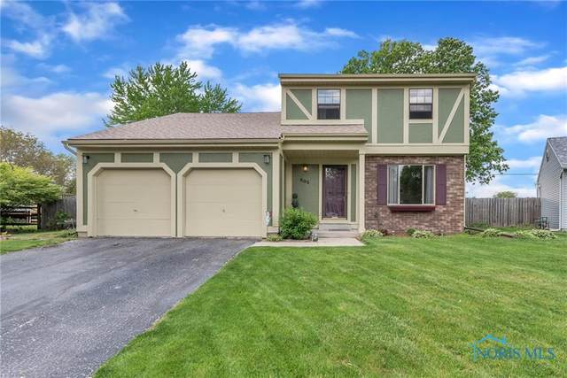 501 Centerfield Drive, Maumee, OH 43537 (MLS #6070350) :: CCR, Realtors