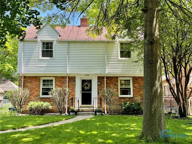 2408 Middlesex Drive, Toledo, OH 43606 (MLS #6070790) :: CCR, Realtors