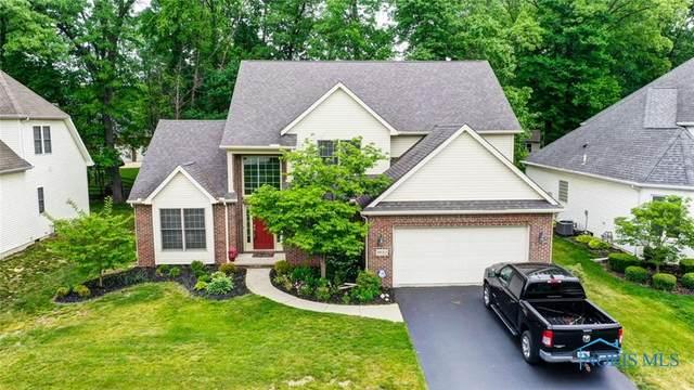 8820 Cedar Bend Road, Sylvania, OH 43560 (MLS #6071062) :: Key Realty