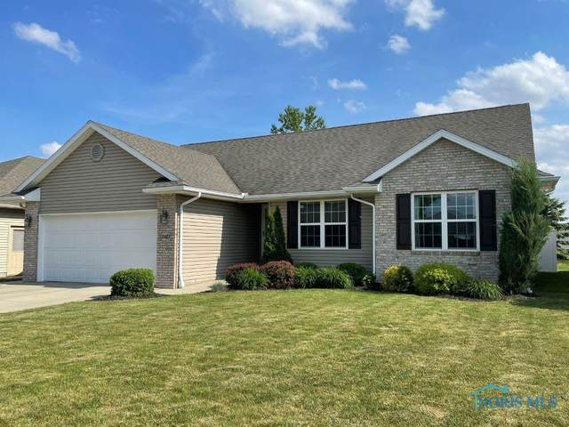2421 Bluestone Drive, Findlay, OH 45840 (MLS #6071531) :: Key Realty