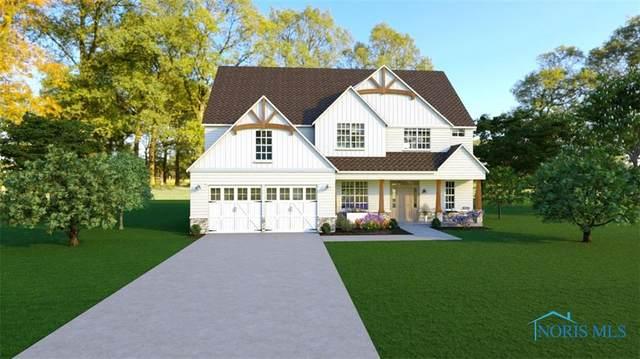 9504 Stallion Circle, Whitehouse, OH 43571 (MLS #6071805) :: Key Realty