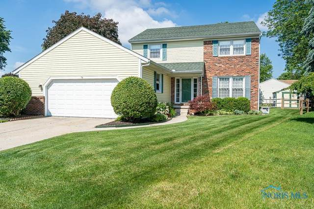 74 Karyl Court, Waterville, OH 43566 (MLS #6071910) :: CCR, Realtors