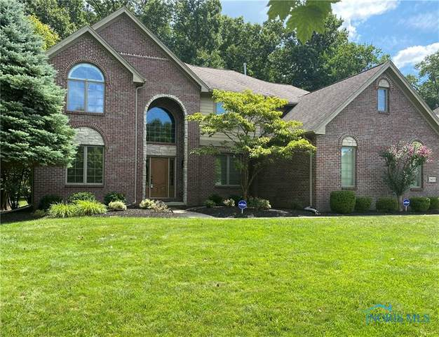 3455 Boulder Ridge Drive, Maumee, OH 43537 (MLS #6071932) :: RE/MAX Masters