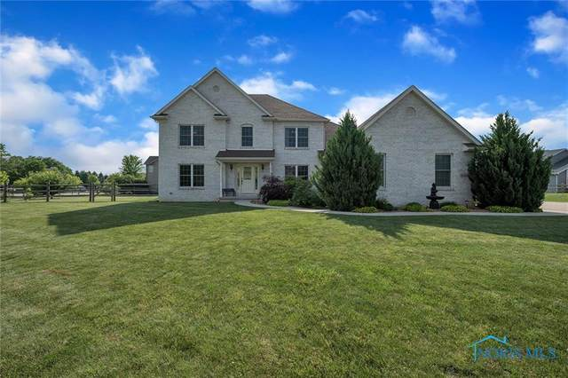 4129 Herdmans Circle, Maumee, OH 43537 (MLS #6071955) :: RE/MAX Masters