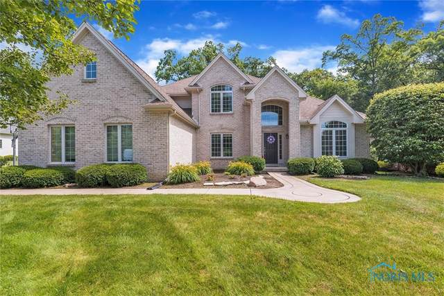 7852 Windsor Wood Court, Maumee, OH 43537 (MLS #6071966) :: RE/MAX Masters