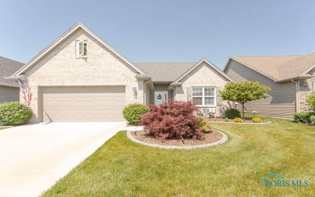 4132 Lake Pine Drive, Maumee, OH 43537 (MLS #6072060) :: RE/MAX Masters