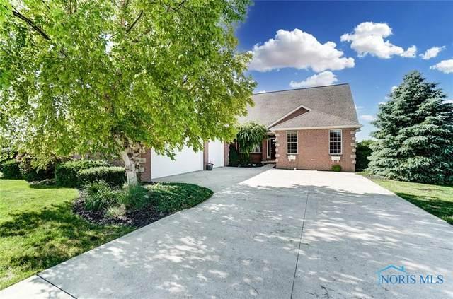 7652 Eagle Drive, Findlay, OH 45840 (MLS #6072155) :: Key Realty