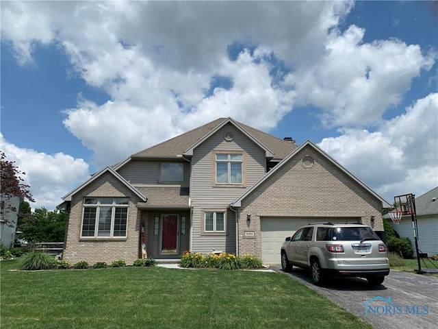 9868 Bishopswood Lane, Perrysburg, OH 43551 (MLS #6072175) :: Key Realty