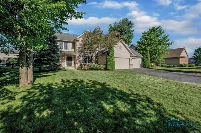 2830 Long View Drive, Maumee, OH 43537 (MLS #6072222) :: Key Realty
